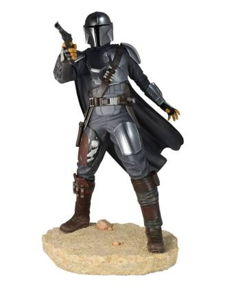 Star Wars The Mandalorian Premier Collection 1/7 - The Mandalorian MK 3 25 cm