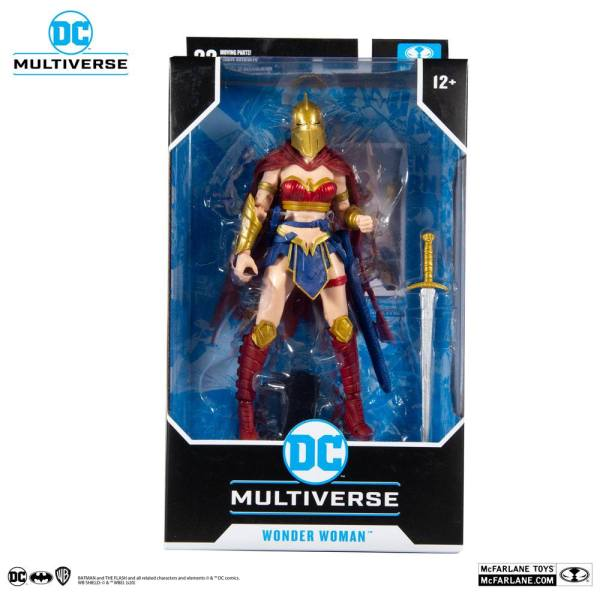 DC Multiverse Action Figure LKOE Wonder Woman with Helmet of Fate 18 cm_mcf15175-6