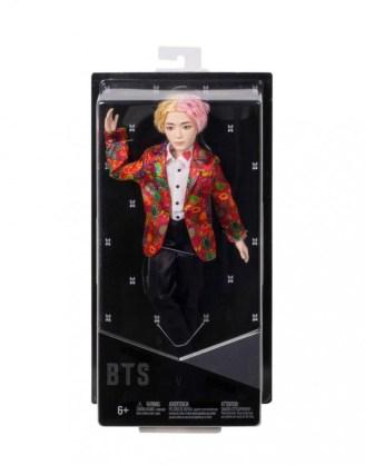 Mattel BTS Bangtan Boys Idol Pop figura - V 29 cm