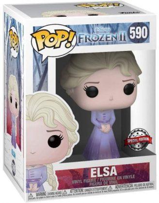 Frozen II Funko POP! Disney Figura - Elsa (Intro Exclusive)