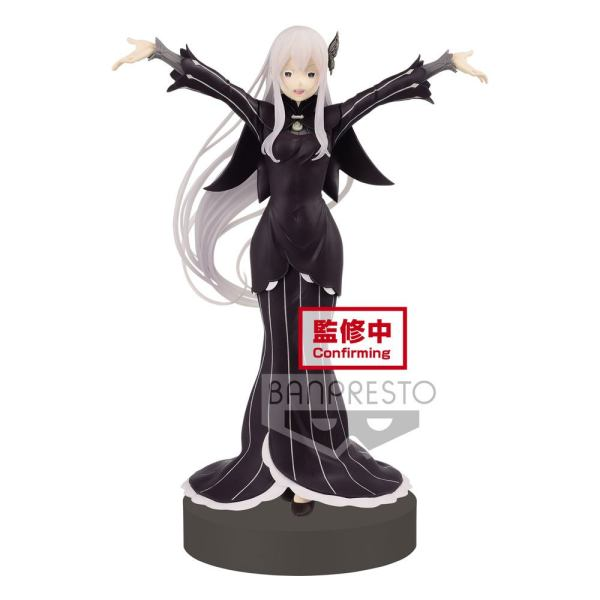 Re: Zero Starting Life in Another World EXQ PVC Szobor - Echidna 25 cm