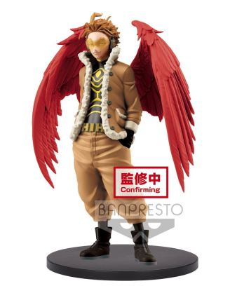 My Hero Academia Age of Heroes PVC Szobor - Hawks 17 cm