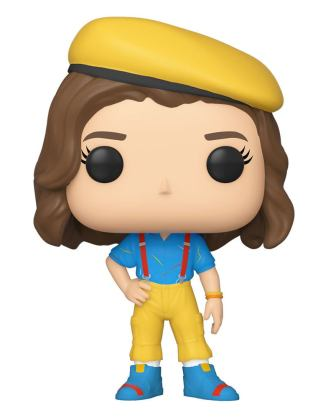 Stranger Things Funko POP! TV Vinyl Figura - Eleven in Yellow Outfit 9 cm