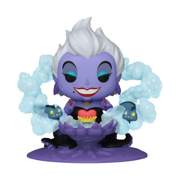 Disney POP! Deluxe Villains Vinyl Figure Ursula on Throne 9 cm_fk50271