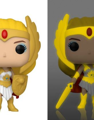 Masters of the Universe POP! Disney Vinyl Figura Specialty Series Classic She-Ra (Glow) 9 cm