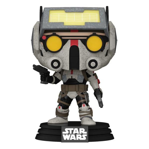 Star Wars: The Bad Batch POP! TV Vinyl Figure Tech 9 cm_fk55502