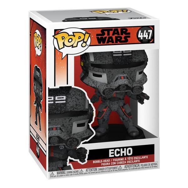 Star Wars: The Bad Batch POP! TV Vinyl Figure Echo 9 cm_fk55504