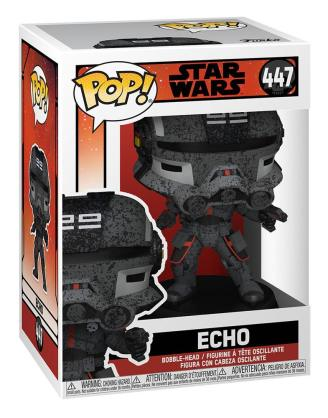 Star Wars: The Bad Batch POP! TV Vinyl Figure Echo 9 cm_fk55504