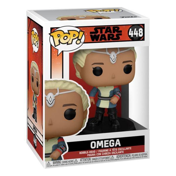 Star Wars: The Bad Batch POP! TV Vinyl Figure Omega 9 cm_fk55505