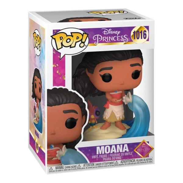 Disney: Ultimate Princess POP! Disney Vinyl Figure Moana 9 cm_fk55970