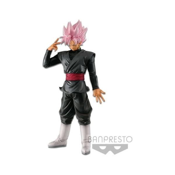Dragon Ball Z Grandista Resolution of Soldiers PVC Szobor - Super Saiyan Rose 28 cm