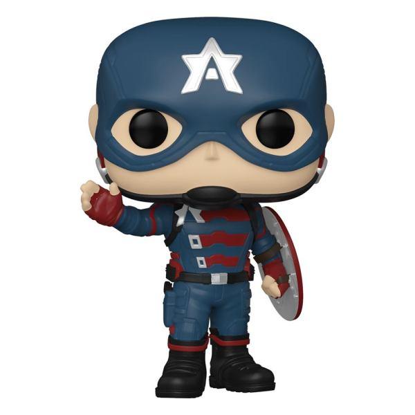 The Falcon and the Winter Soldier Funko POP! Figura - Captain America (John F. Walker)