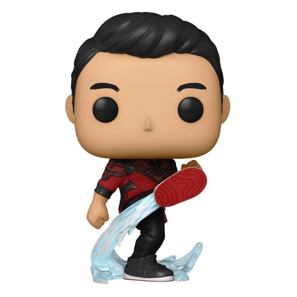 Shang-Chi and the Legend of the Ten Rings POP! Vinyl Figure Shang-Chi 9 cm_fk52874