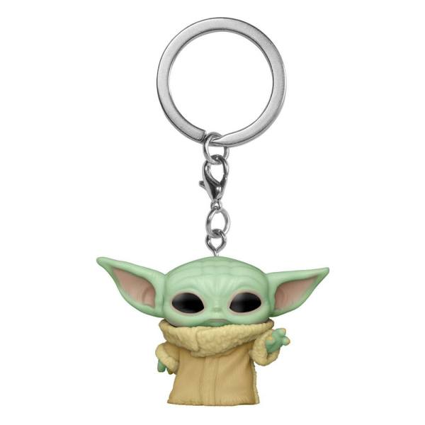 Star Wars The Mandalorian Pocket POP! Kulcstartó - The Child