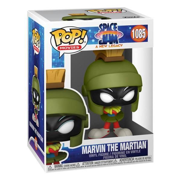 Space Jam 2 POP! Movies Vinyl Figure Marvin the Martian 9 cm_fk55979