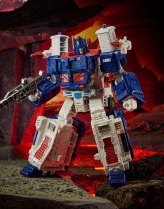 Transformers Generations War for Cybertron: Kingdom Leader Class Akciófigura - Galvatron