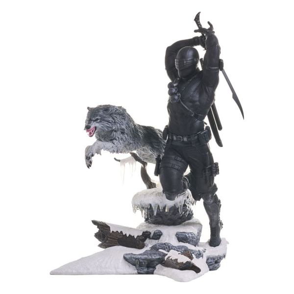 G.I. Joe Gallery PVC Statue Snake Eyes 28 cm_diamjul212508