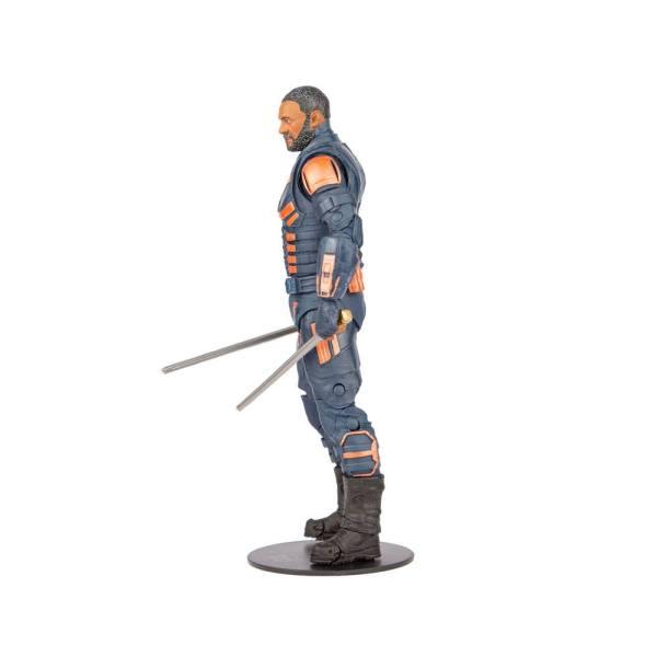 Suicide Squad Build A Action Figure Bloodsport (Unmasked) 18 cm_mcf15447