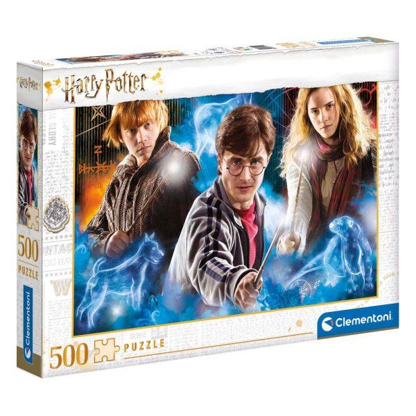 Harry Potter Jigsaw Puzzle - Expecto Patronum (500pieces)