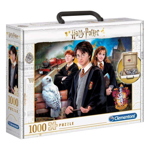 Harry Potter Puzzle - Bőrönd (1000db)