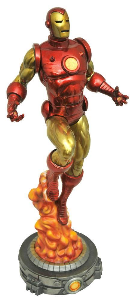 Marvel Gallery PVC Szobor - Classic Iron Man 28 cm