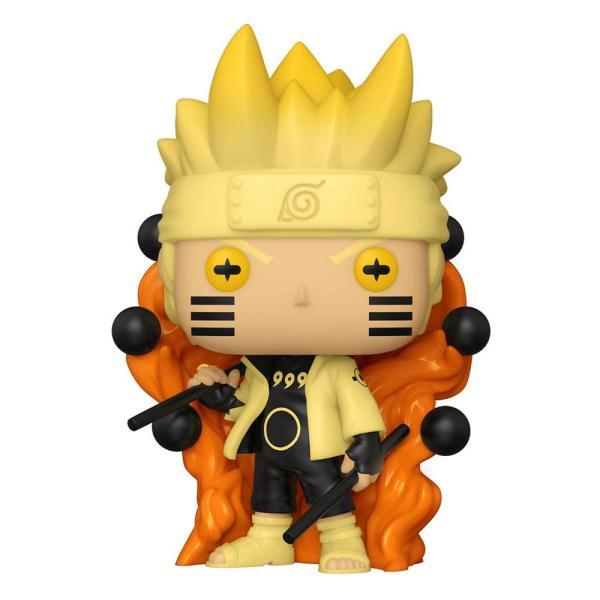 aruto Shippuden Specialty Series Funko POP! Figura - Naruto Six Path Sage (Glow) 9 cm