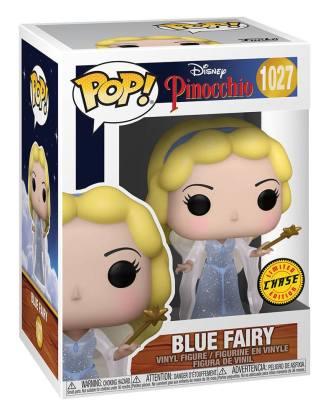 Pinocchio 80th Anniversary Funko POP! Disney Figura - Blue Fairy 9 cm (CHASE)