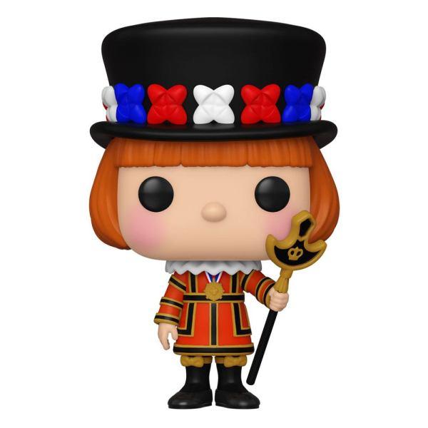 Disney: Small World Funko POP! Figura - England 9 cm