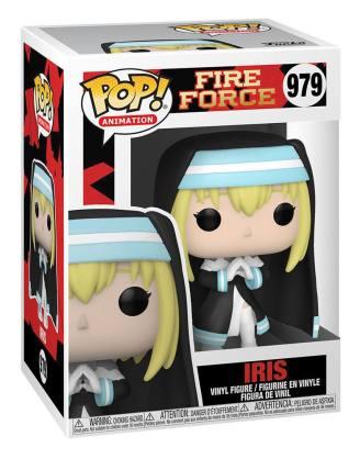 Fire Force POP! Animation Vinyl Figure Iris 9 cm_fk56157