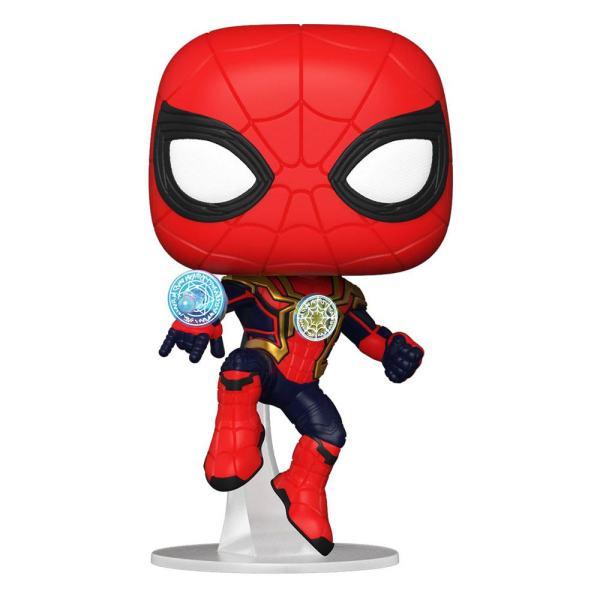 Spider-Man: No Way Home POP! Vinyl Figure Spider-Man (Integrated Suit) 9 cm_fk56829