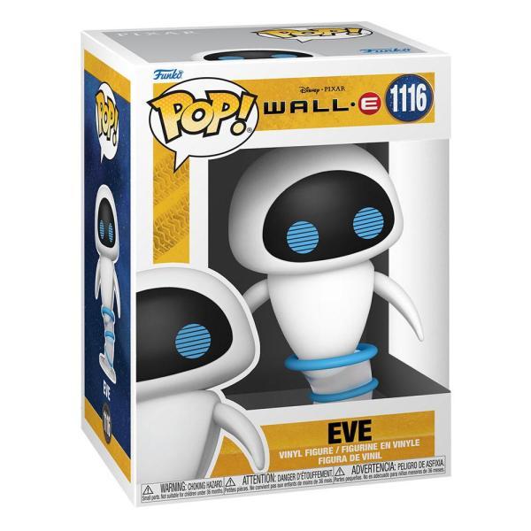 Wall-E POP! Movies Vinyl Figure Eve Flying 9 cm_fk58688