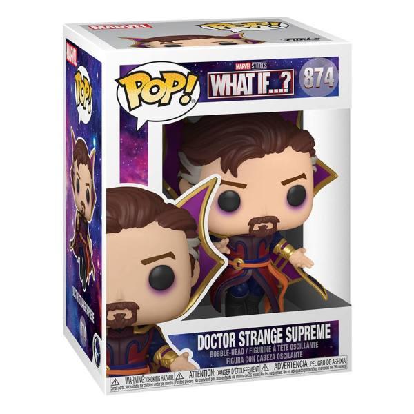 What If...? POP! Marvel Vinyl Figure Doctor Strange Supreme 9 cm