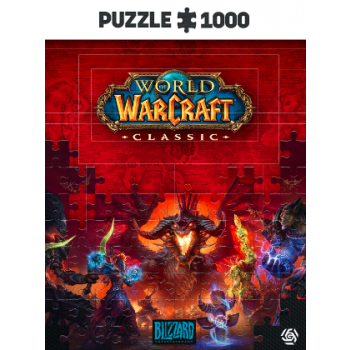 WoW Classic: Onyxia Puzzle (1000 db-os)
