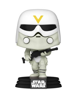 Star Wars POP! Vinyl Bobble-Head Snowtrooper (Concept Series) 9 cm