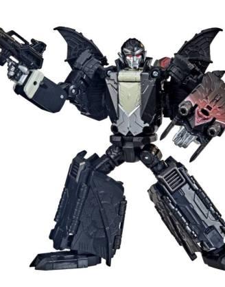 Universal Monsters Dracula x Transformers Akciófigura - Draculus 14 cm