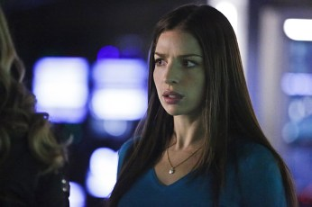 """Arrow -- """"Taken"""" -- Image AR415b_0032b.jpg -- Pictured: Anna Hopkins as Samantha -- Photo: Bettina Strauss/ The CW -- © 2016 The CW Network, LLC. All Rights Reserved."""