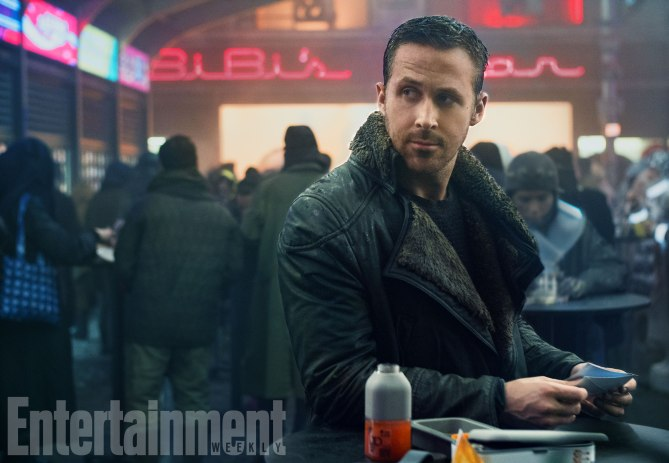 Blade Runner 2049 (2017) Ryan Gosling as K