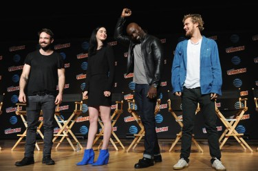 Netflix presents Marvel's Iron Fist at New York Comic-Con 2016.