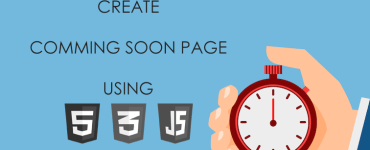 Countdown For Coming Soon Page Using JavaScript