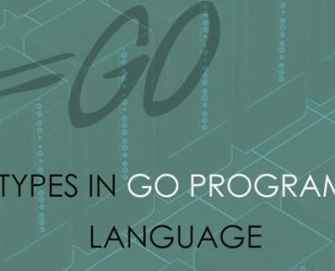 Datatypes In Go Programming Language