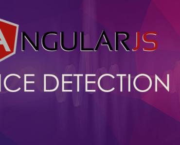 Angular JS Voice Detection