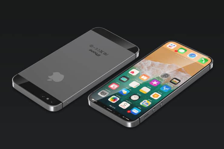 This Bezel-less iPhone SE Plus Concept is Absolutely Stunning