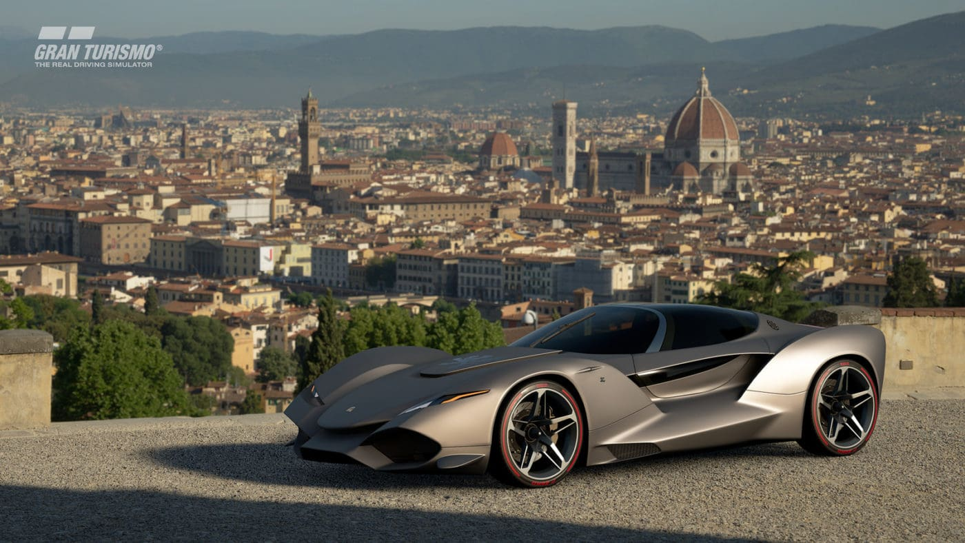 Zagato GT GT Sport