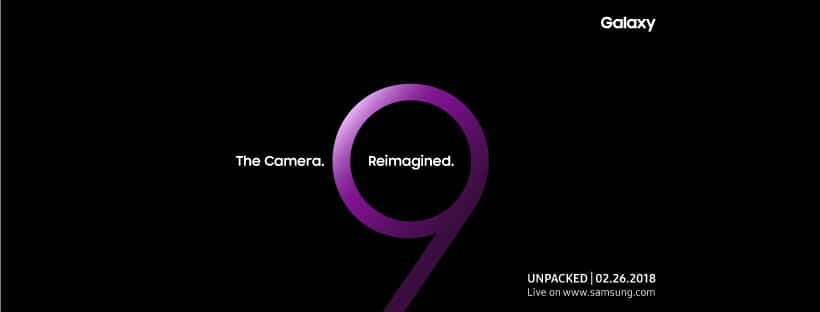 "Samsung Teases A ""Re-Imagined"" Camera Experience, Confirms Debut Date As Well"