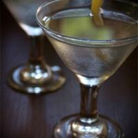 Pink Vesper Martini 007