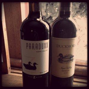 paraduxx-duckhorn-wine-bottles