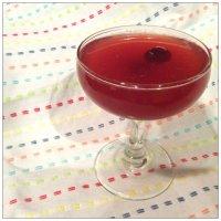 Brandied Cherry Sidecar Recipe