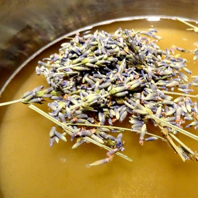 Lavender Simpe Syrup