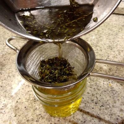 Lavender Simpe Syrup