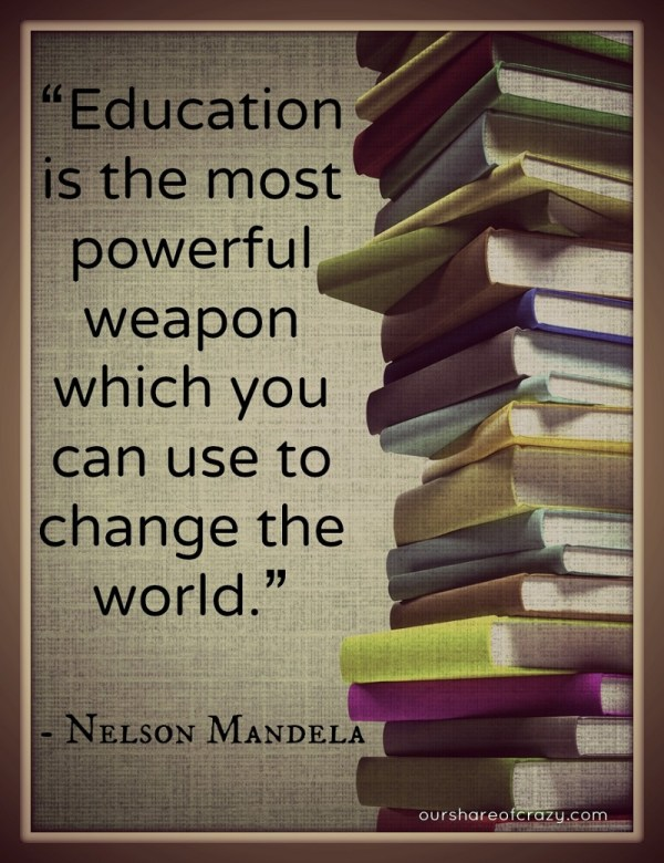 Nelson Mandela' Quotes And Sayings - Inspirational